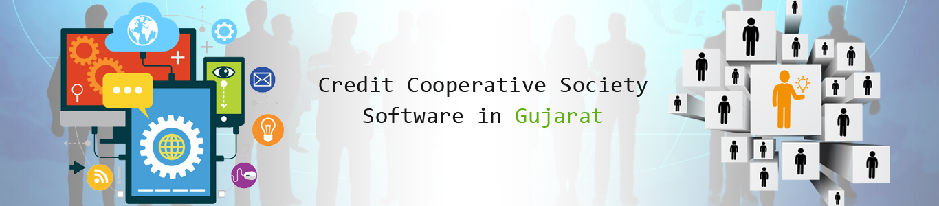 Credit cooperative Society Software in Gujarat
